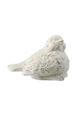 Фигура Птица 35x22x24 см ГЛАСАР. Цвет: бежевый