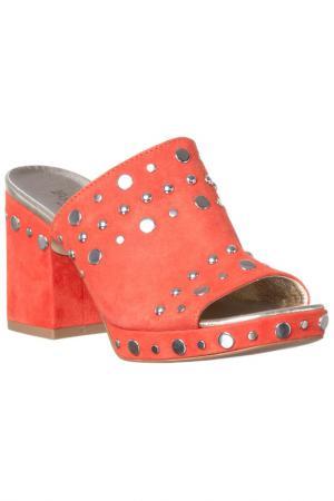 High heels sandals FORMENTINI. Цвет: pink