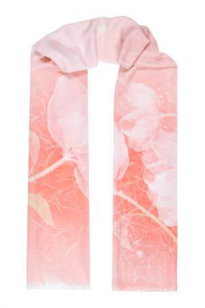 Палантин DISPACCI. Цвет: розовая пудра