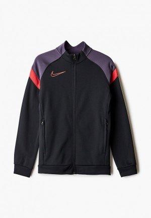 Олимпийка Nike. Цвет: черный