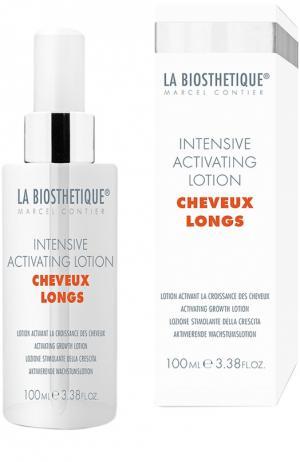 Лосьон для усиления роста волос La Biosthetique. Цвет: бесцветный