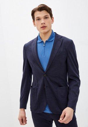 Пиджак Corneliani. Цвет: синий