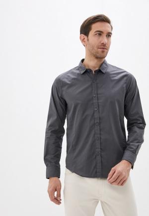 Рубашка Brave Soul. Цвет: серый