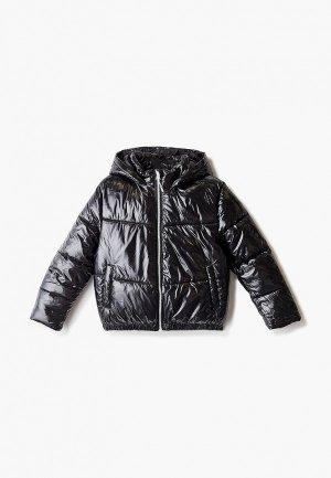 Куртка утепленная 4F. Цвет: черный