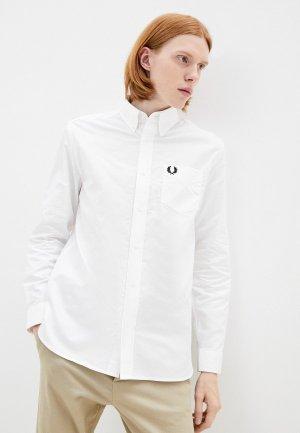 Рубашка Fred Perry. Цвет: белый