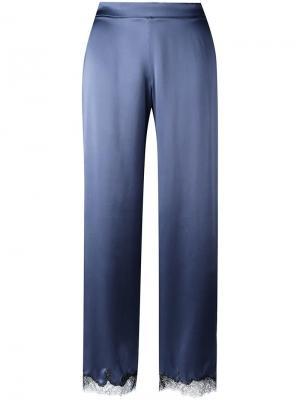 Пижамные брюки Hour Before Dawn Gilda & Pearl. Цвет: розовый и фиолетовый