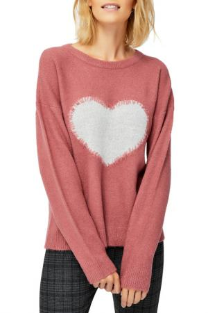 Sweatshirt MOODO. Цвет: pink