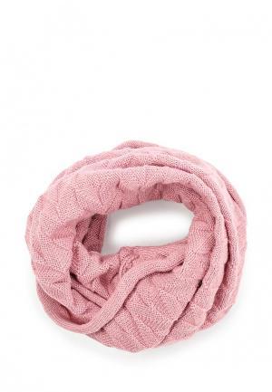 Снуд Fete. Цвет: розовый