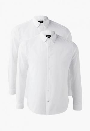 Комплект Burton Menswear London. Цвет: белый