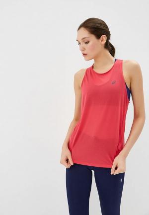 Майка спортивная ASICS. Цвет: розовый
