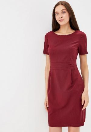 Платье Gregory. Цвет: бордовый