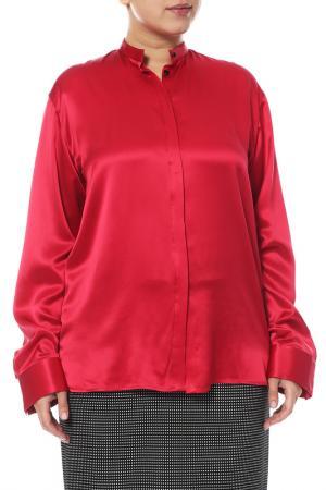 Блуза Haider Ackermann. Цвет: красный