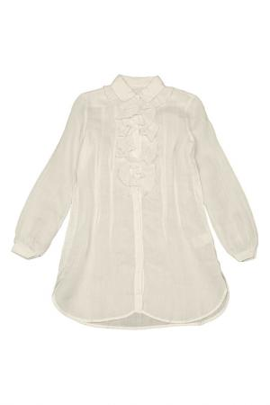 Рубашка EUROPEAN CULTURE. Цвет: 0679 wolke silver