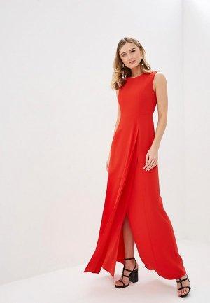 Платье Adolfo Dominguez. Цвет: красный