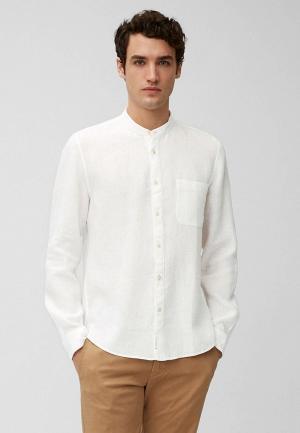 Рубашка Marc OPolo O'Polo. Цвет: белый