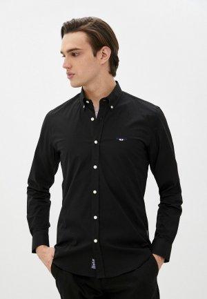 Рубашка Galvanni. Цвет: черный