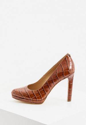 Туфли Michael Kors. Цвет: коричневый