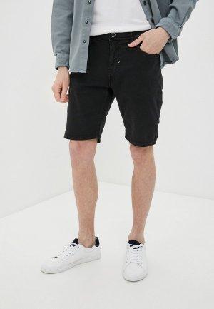 Шорты джинсовые Antony Morato. Цвет: черный