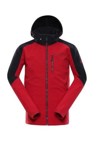 Jacket ALPINE PRO. Цвет: red