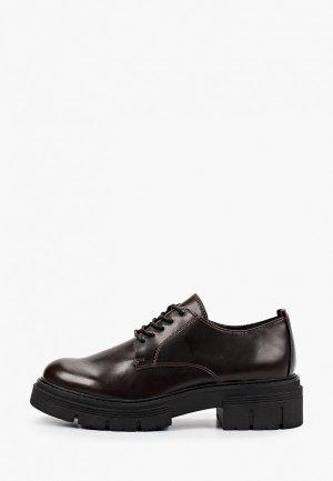 Ботинки Marco Tozzi. Цвет: бордовый