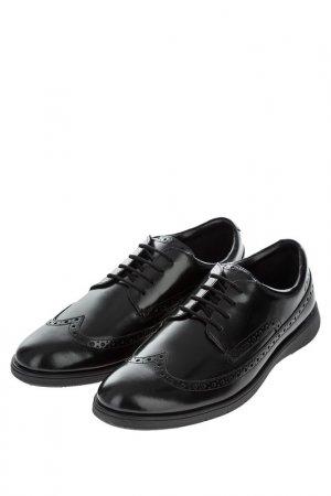 Туфли CLARKS. Цвет: черный