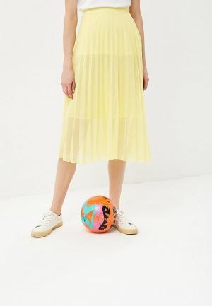 Юбка Glamorous. Цвет: желтый