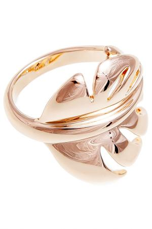 Кольцо Bella Bellezza. Цвет: золотой