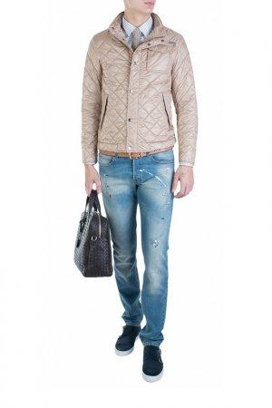 Куртка Mabrun. Цвет: золотой
