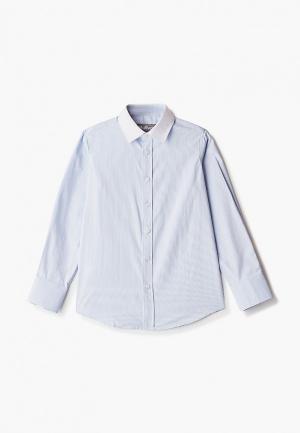 Рубашка Gulliver. Цвет: голубой