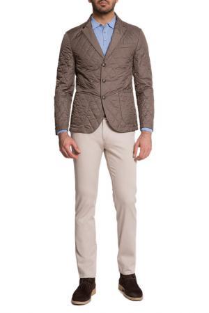 Куртка CACHAREL. Цвет: vr052 коричневый