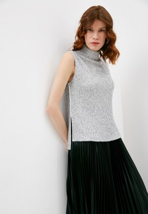 Жилет Max&Co. Цвет: серый