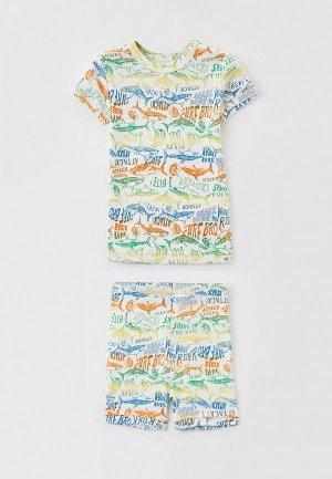 Пижама Gap. Цвет: разноцветный