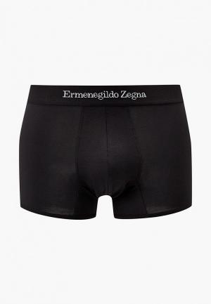 Трусы Ermenegildo Zegna. Цвет: черный