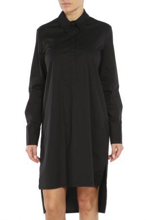 Платье Liviana Conti. Цвет: черный