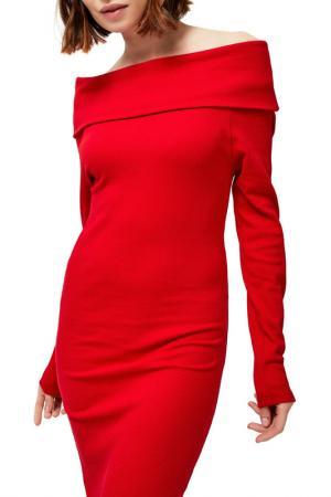 Dress MOODO. Цвет: red