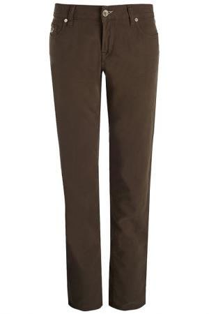 Jeans JACOB COHEN. Цвет: dark brown