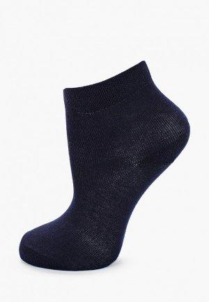 Носки Sela. Цвет: синий