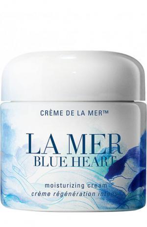 Увлажняющий крем для лица Creme de la Mer Blue Heart. Цвет: бесцветный