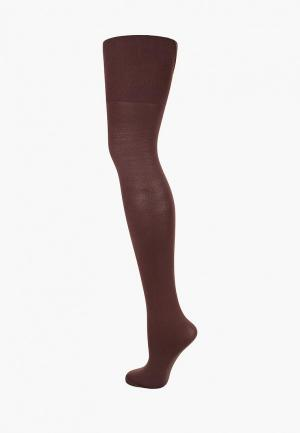 Колготки Modis. Цвет: коричневый