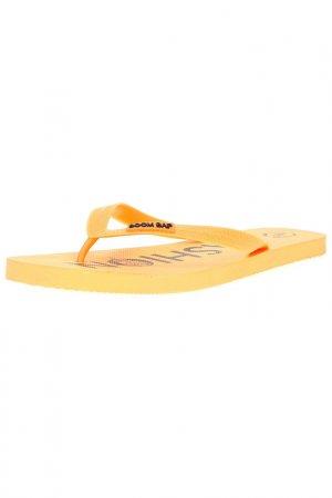 Шлепанцы BOOM BAP. Цвет: orange