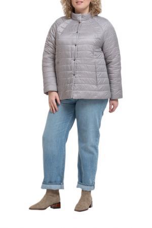 Куртка MODRESS. Цвет: бежевый