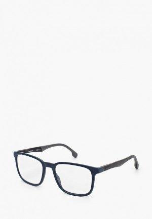 Очки солнцезащитные Carrera. Цвет: синий