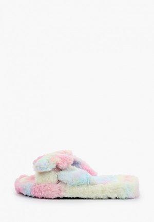 Тапочки Sweet Shoes. Цвет: разноцветный