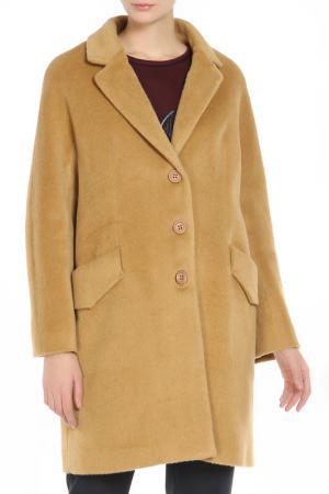 Пальто Beatrice. B. Цвет: желтый