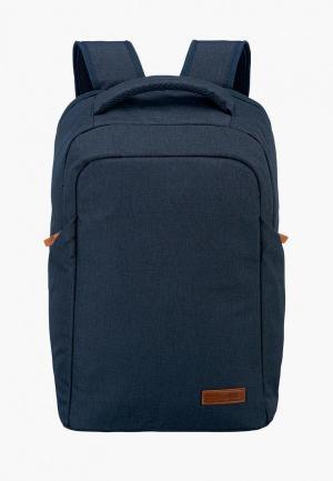 Рюкзак Travelite. Цвет: синий