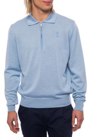 Sweater BILLIONAIRE. Цвет: light blue