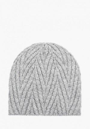 Шапка Mascotte. Цвет: серый