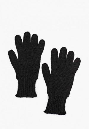 Перчатки Noryalli. Цвет: черный