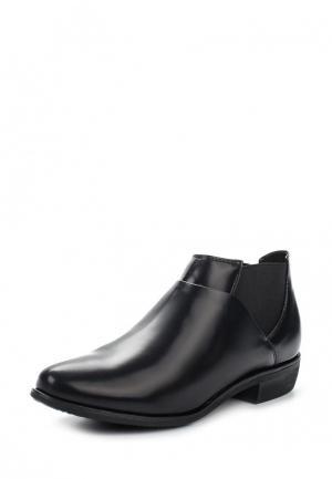 Ботинки Chic & Swag. Цвет: черный