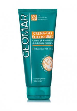 Крем для тела Geomar. Цвет: белый